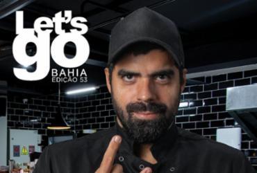 Edição da revista Let's Go traz crônica assinada pelo vocalista da Jota Quest, Rogério Flausino | Divulgação