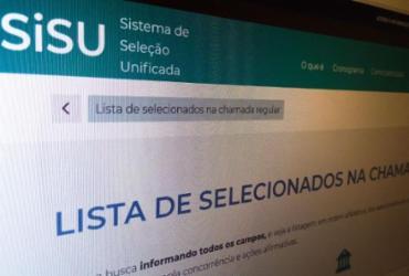 Começa convocação de candidatos inscritos na lista de espera do Sisu | Arquivo | Agência Brasil