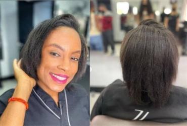 Ex-BBB Lumena Aleluia surge de cabelo curto e surpreende público | Reprodução | Instagram
