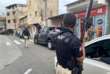 Ex-policial e mais três são presos em operação na Boca do Rio   Divulgação I Polícia Civil
