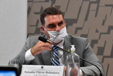 Flávio Bolsonaro aciona Conselho de Ética após Kajuru vazar conversa com o presidente | Agência Senado