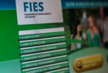 FNDE prorroga prazo para renovação de contratos do Fies | Marcello Casal Jr | Agência Brasil