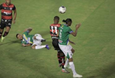 Confira fotos do jogo do Vitória contra Altos |