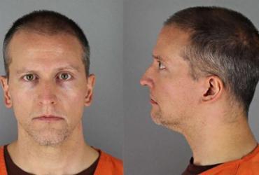 Advogado de ex-policial Chauvin pede sua absolvição pela morte de Floyd | Handout | Hennepin County Jail | AFP