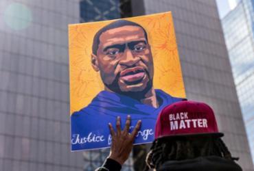 George Floyd morreu devido à violência da detenção, diz médico forense | Kerem Yucel | AFP