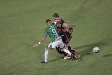 Com gol nos acréscimos, Vitória bate Altos-PI e garante vaga nas semifinais do Nordestão | Adilton Venegeroles | Ag. A Tarde
