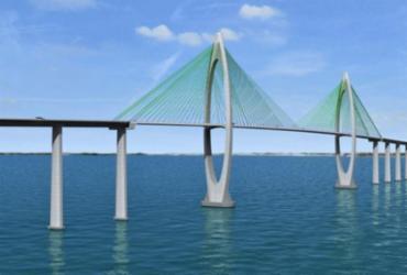 Governo do estado deposita R$ 250 milhões para construção da ponte Salvador-Itaparica | Divulgação | GOV-BA