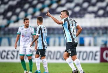 Em casa, Grêmio e Bragantino estreiam com vitórias na Sul-Americana  