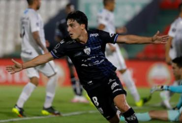 Grêmio perde de virada para o Del Valle na Libertadores |
