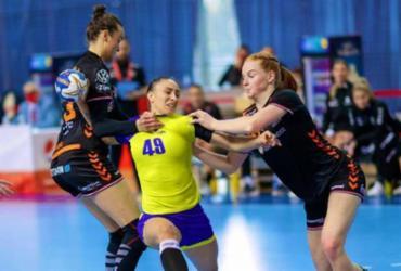 Handebol: seleção feminina bate campeãs mundiais em torneio amistoso |