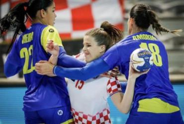Handebol: Brasil cai para anfitriãs e leva vice em torneio na Croácia |