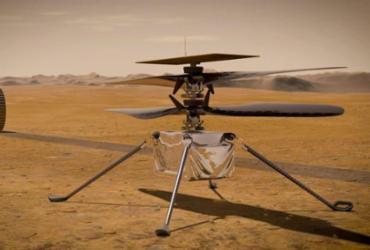 Voo em Marte tem participação baiana | Nasa/JPL | Caltech