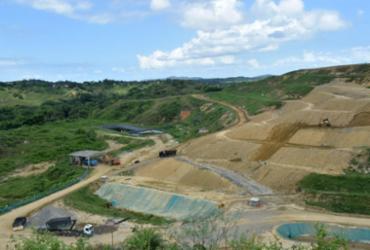 Aterro Sanitário em São Francisco do Conde realiza o tratamento de resíduos de mais de 200 mil habitantes   Divulgação