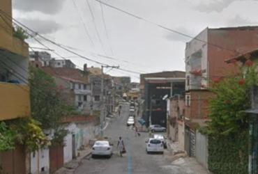Homem é morto a tiros durante assalto na Boca do Rio | Reprodução | Google Street View