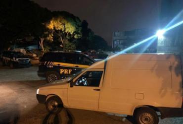 Homem é preso em Feira de Santana horas depois de roubar carro em Salvador