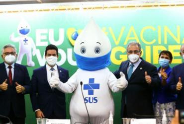 Campanha de vacinação contra a gripe deve imunizar 80 milhões de pessoas | Marcelo Camargo /Ag.Brasil