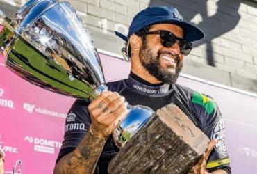 Ítalo Ferreira supera Medina e vence etapa do Mundial de Surfe | Reprodução | Redes Sociais