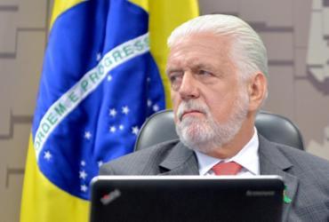 """""""Vazia e carregada de mentiras"""", diz Wagner sobre fala de Bolsonaro na Cúpula do Clima   Alessandro Dantas   PT no Senado"""