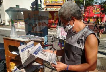 Jornais: democracia e transparência | Rogério Santos | Ag A TARDE | 17.9.2020
