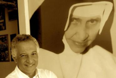 Livro da vida de Irmã Dulce vai muito bem. Divaldo Franco adorou | Divulgação