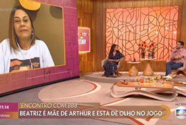 Mãe de Arthur acredita na vitória de Juliette no BBB 21 | Reprodução | TV Globo