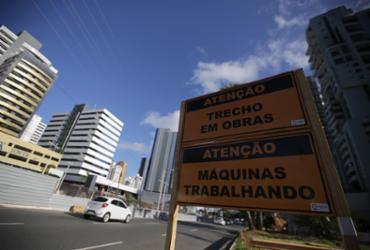 Trechos da Av. Magalhães Neto vão sofrer interdição neste fim de semana   Raul Spinassé   Ag. A TARDE