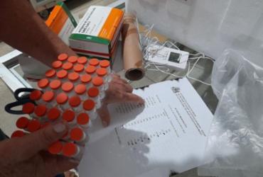 Secretaria de Saúde de Malhada de Pedras comunica falta de 30 doses da vacina