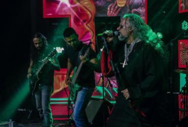 DopeSmoke Festival reúne no YouTube a nata do heavy metal local | Rafael Santos | Divulgação