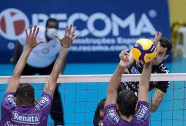 Minas e Taubaté decidem título da Superliga Masculina de Vôlei | Alexandre Loureiro | Inovafoto | CBV