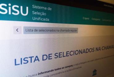 Ministério da Educação libera resultado do Sisu 2021 | Agência Brasil