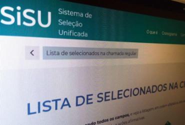 MEC prorroga prazo de inscrição para o Sisu | Agência Brasil