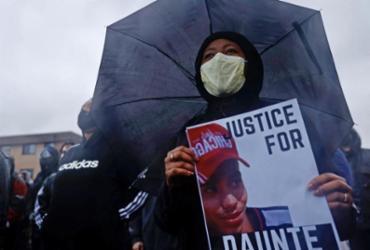 Morte de jovem negro nas mãos da polícia coloca Minneapolis sob tensão | Kerem Yucel | AFP
