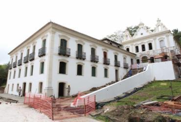 Requalificação do Museu Wanderley Pinho chega a 70%