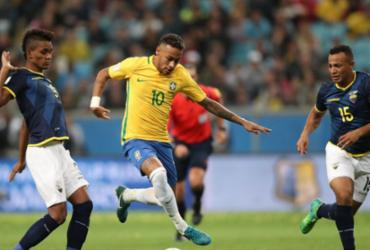 Brasil recebe Equador em Porto Alegre pelas Eliminatórias para a Copa |