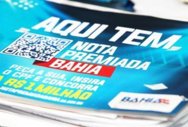 Nota Premiada disponibiliza bilhetes para sorteio de abril | Mateus Pereira | GOV-BA