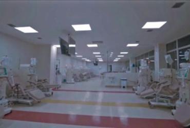 Nova Unidade de hemodiálise é entregue no Hospital Roberto Santos | Reprodução | Instagram