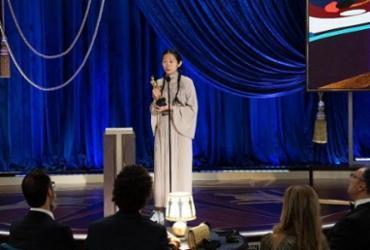 Oscar 2021: 'Nomadland' é o grande vencedor, com prêmios de melhor filme, direção e atriz | Todd Wawrychuck | AFP