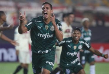 Mesmo com um a menos, Palmeiras inicia Libertadores com triunfo | Divulgação | Libertadores