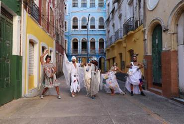 Coletivo cênico baiano estreia espetáculo teatral 'PARA-ISO' | Divulgação