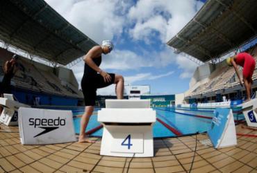 Seletiva de natação define vagas olímpicas de velocidade nesta quinta |