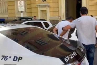 Pastor evangélico é preso por associação ao tráfico no Rio de Janeiro | Divulgação | PC-RJ