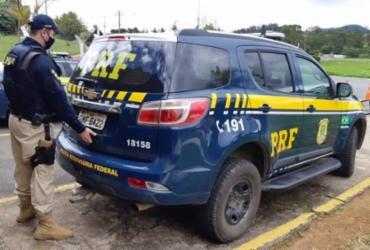Foragido da Justiça paraibana por homicídio é preso na BR-110 | Divulgação | PRF