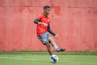 Vitória treina pênaltis antes de duelo com Altos-PI pelo Nordestão | Pietro Carpi | ECV