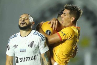 Libertadores: Santos e Inter estreiam com derrota na fase de grupos |