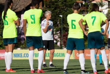 Sem jogar, Pia valoriza treinos, mas vê próxima data Fifa como crucial |