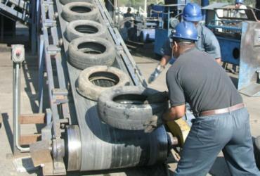 Bahia está entre os estados com maior volume de pneus usados recolhidos no país | Divulgação