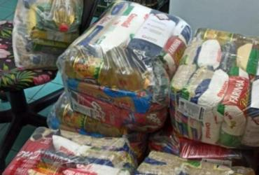 Prefeitura de Salvador inicia entrega de 20 mil cestas básicas   Divulgação
