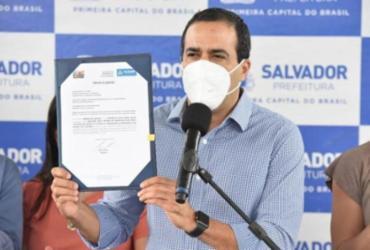 Prefeitura inicia obras de intervenções no Subúrbio Ferroviário   Valter Pontes   Secom PMS