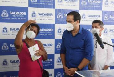 Prefeitura entrega de 132 moradias do 'Minha Casa, Minha Vida' em Salvador | Betto Jr | Secom