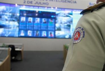 Procurado pela Justiça é preso após ser flagrado por câmeras de monitoramento | Divulgação | SSP